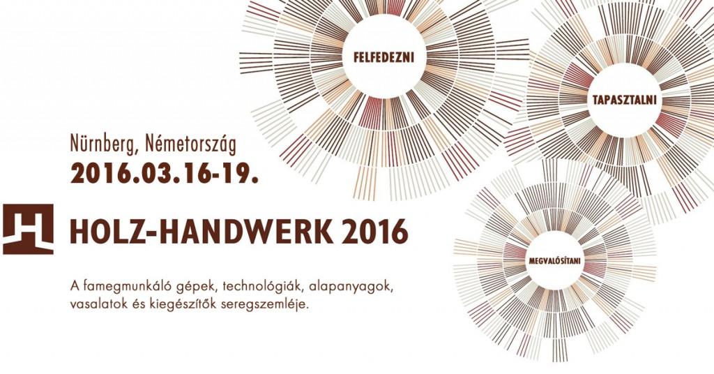 Holz-Handwerk 2016