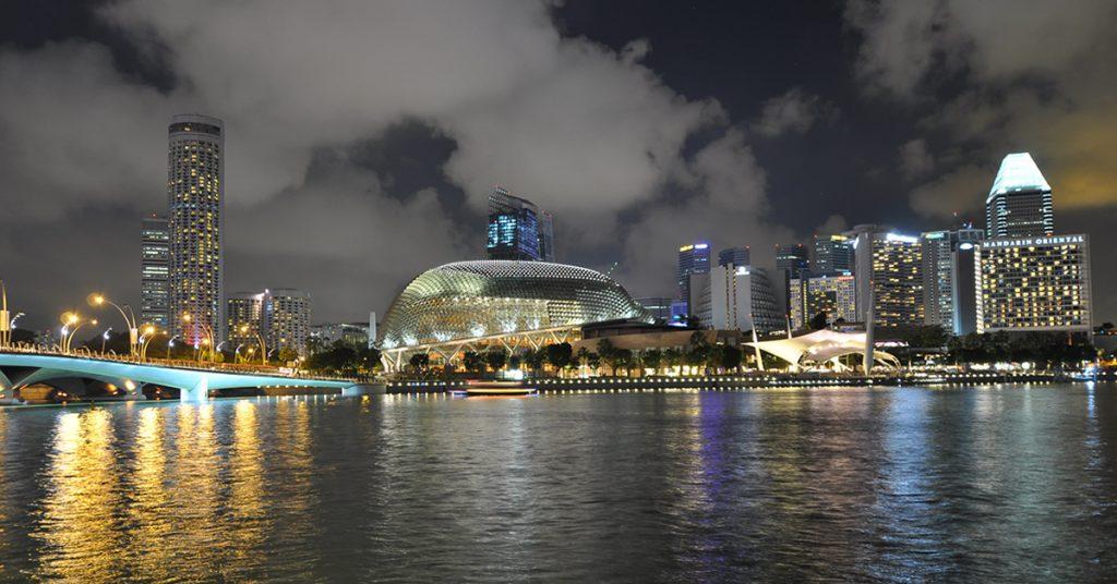 Egy magyar designer Singapurban