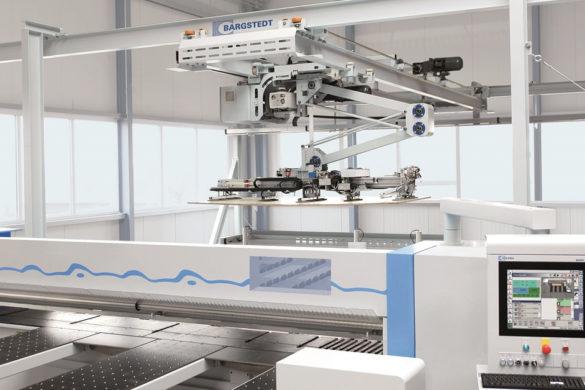 Automata adagolású táblafelosztó gép