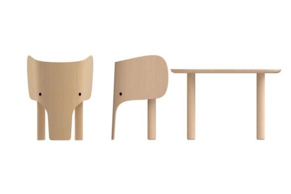 Marc Venot elephant