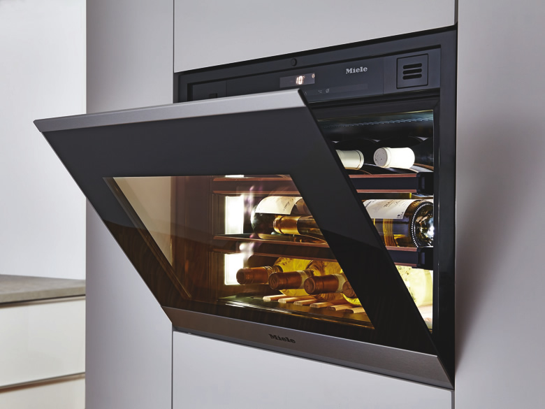 Miele fogantyú nélküli konyhagép