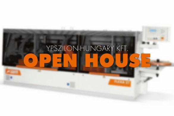 Ypszilon-Hungary Kft. Open house