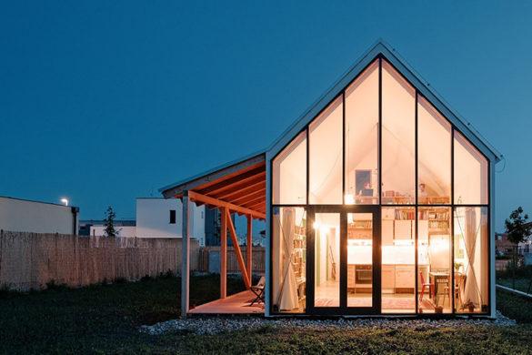 Dunacsún ház