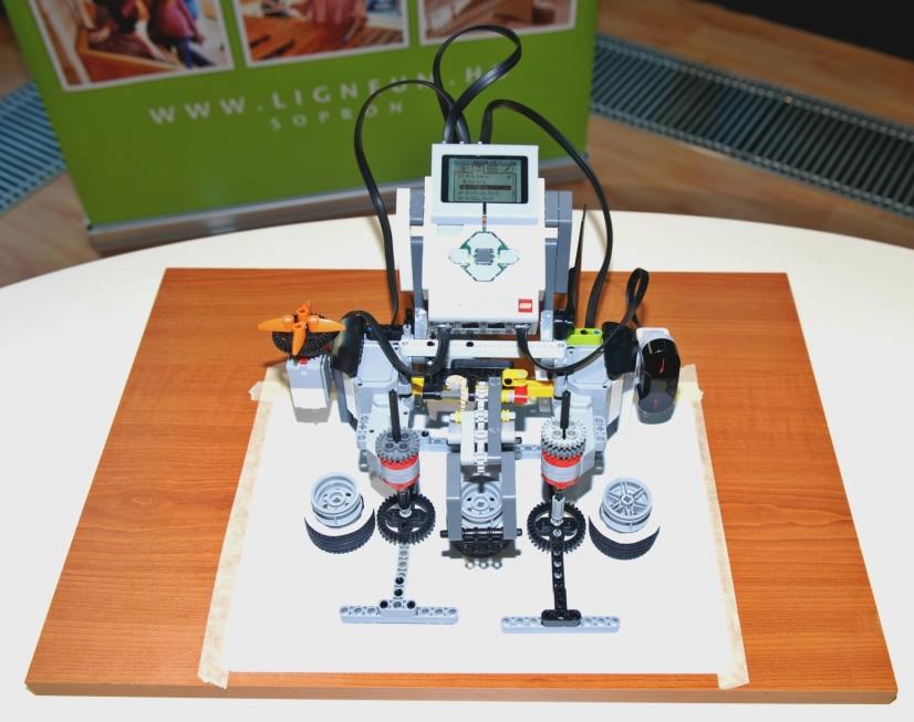 Autoliv robot