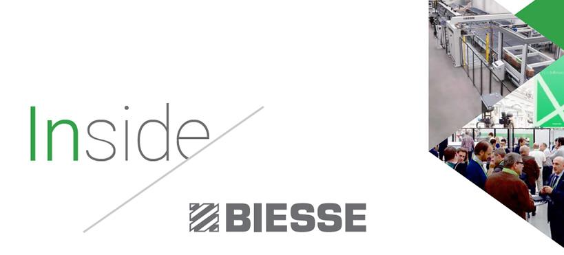 Inside Biesse