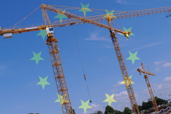 A társasházak építésére kiadott engedélyek száma több mint 230 százalékkal nőtt Magyarországon