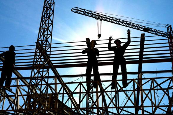 Csökkent az építőipar teljesítménye