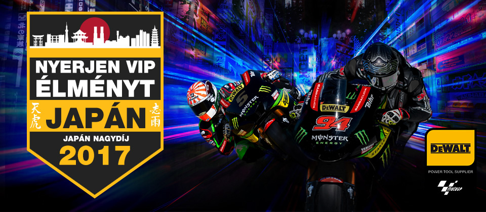 Dewalt Moto GP