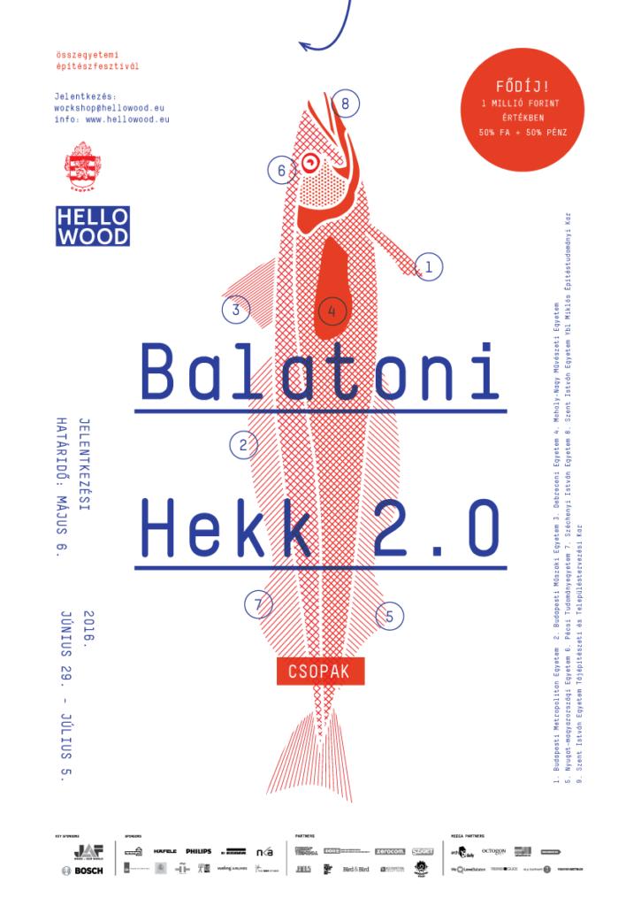 Balatoni hekk 2.0