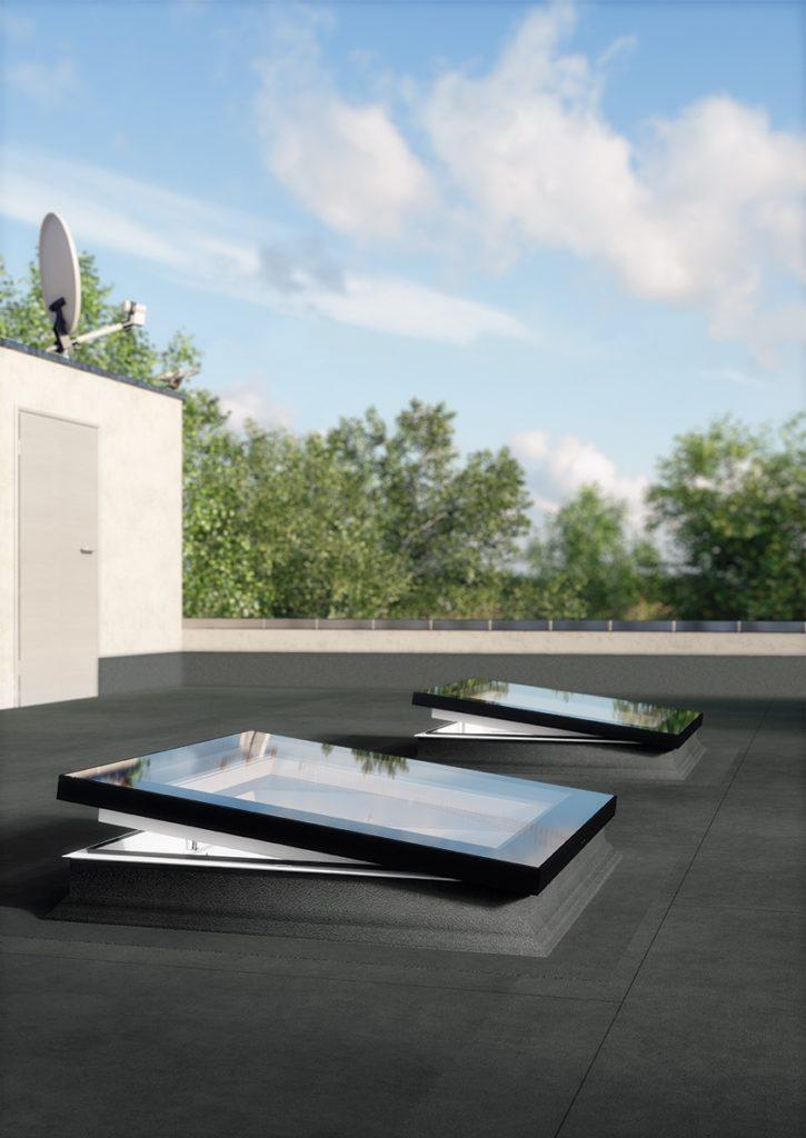 A Fakro DEF DU6 felülvilágító ablak elnyerte a Red Dot Design 2016 díjat